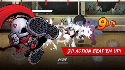 Zombieheld: Rache von Kiri für iPhone