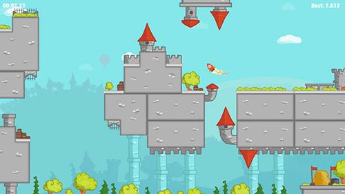 Arcade-Spiele Fly it! für das Smartphone