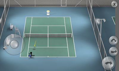 Stickman Tennis für Android