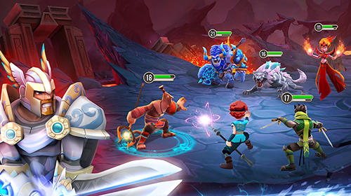 Might and magic: Elemental guardians für Android