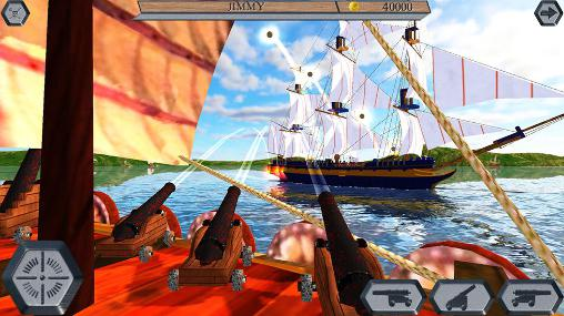 World of pirate ships screenshot 1