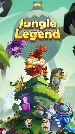 Jungle legend скриншот 1