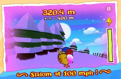 Screenshot Rocket Bird on iPhone