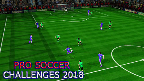 Pro soccer challenges 2018: World football stars icône