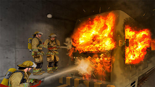 Subway simulator 3D скриншот 1