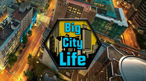 Big city life: Simulator capture d'écran 1