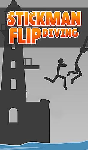 Stickman flip diving screenshots