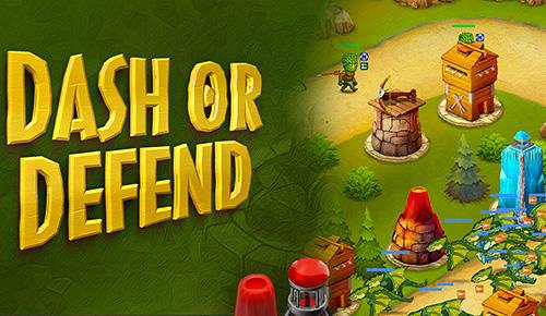 Dash or defend Screenshot
