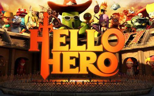 Hello, hero Screenshot