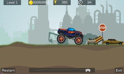 Mad Truck 2 auf Deutsch
