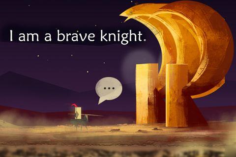 логотип Я храбрый рыцарь
