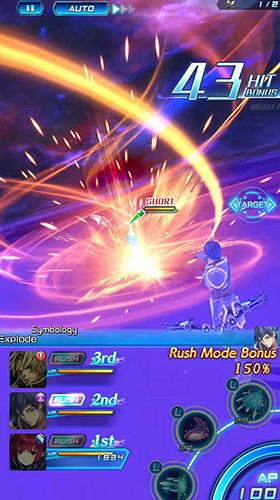 Japanischen RPGs Star ocean: Anamnesis auf Deutsch