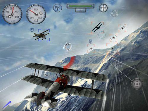 Multiplayer: Lade Luftzocker: Aufstieg des Ruhms auf dein Handy herunter