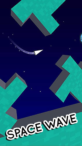 Space wave Screenshot