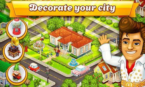 Strategie Cartoon city: Farm to village für das Smartphone