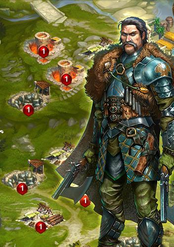 Onlinespiele Age of phoenix: Wind of war für das Smartphone