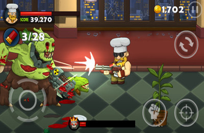 Bloody Harry for iPhone for free