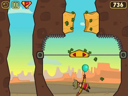 iPhone用ゲーム アミゴ・パンチョ のスクリーンショット