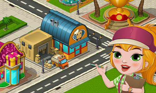 Arcade-Spiele Cafeland: World kitchen für das Smartphone