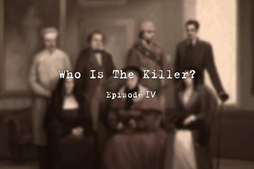 Who is the killer? Episode 4 Screenshot