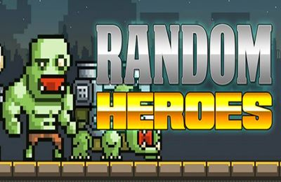 Screenshot Random Heroes 2 on iPhone
