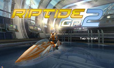 Riptide GP2 скриншот 1