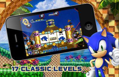 Arcade-Spiele: Lade Sonic der Igel 4 Episode I auf dein Handy herunter