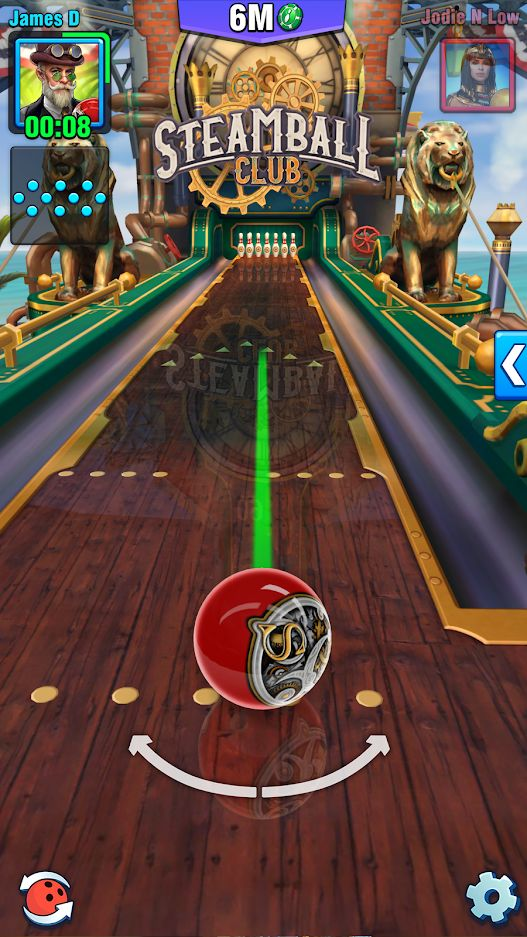 Bowling Crew for Android