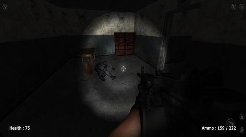 Slenderman must die: Underground bunker скриншот 1