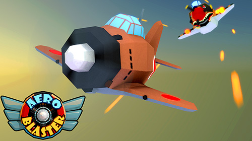 Aero blaster captura de pantalla 1