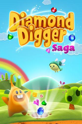 logo Diamond Digger: Saga