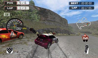 Furious Wheel Screenshot