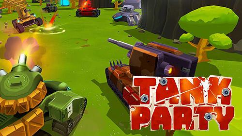 Tank party! Screenshot