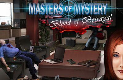 logo Herren der Geheimnisse: Blut des Verrats