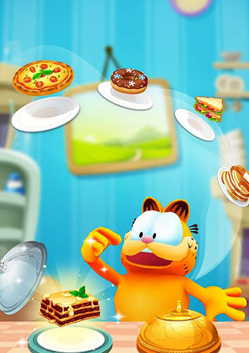 Garfield rush para Android