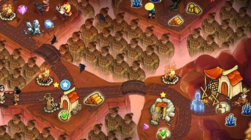 Arcade Island tribe 4 für das Smartphone