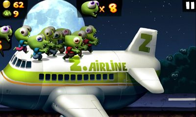 Capturas de tela de Zombie Tsunami