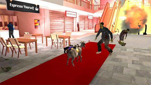 Simulator-Spiele: Lade Ziegensimulator: GoatZ auf dein Handy herunter