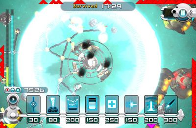 Screenshot Space Station: Frontier on iPhone