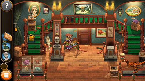 Mortimer Beckett and the book of gold для Android