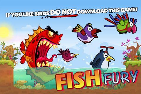 logo La furia del pez