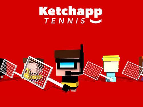 Ketchapp: Tennis Screenshot