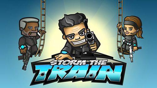 logo Stürme den Zug