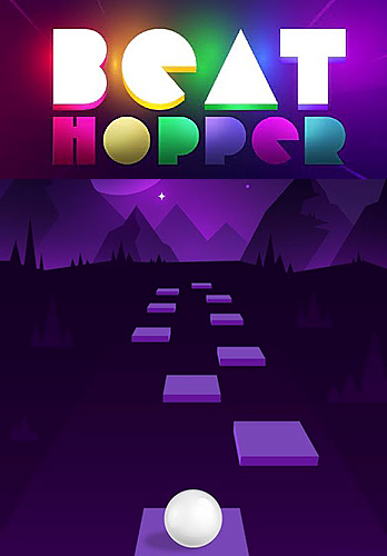 Beat hopper: Bounce ball to the rhythm captura de pantalla 1