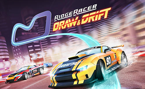 Ridge racer: Draw and drift icon