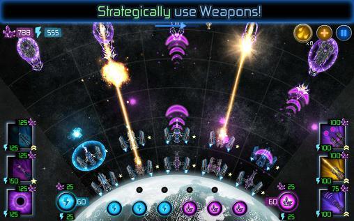 Interstellar defense für Android