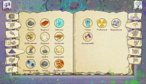 Juegos de lógica Doodle alchemy para teléfono inteligente