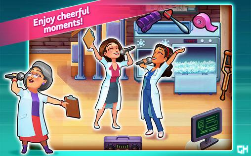 Doctor games Heart's medicine: Time to heal in English