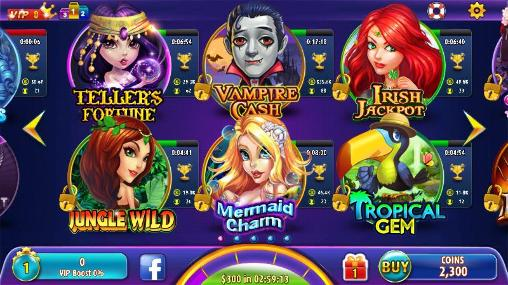 Gambling games Slots tournament for smartphone