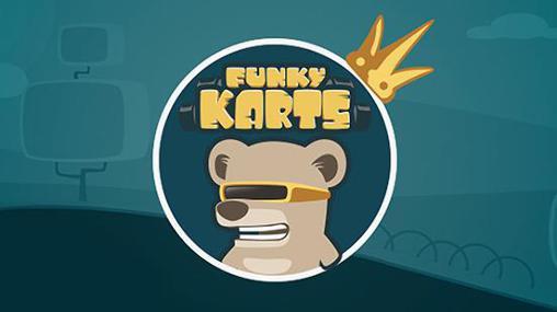 Funky karts Screenshot